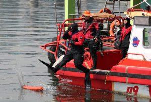 Đội cứu hộ đặc biệt trên sông Hàn: Âm thầm bên công việc gian khổ
