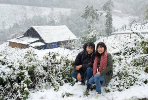 Sapa, Mẫu Sơn khả năng có tuyết dịp Tết Dương lịch 2019