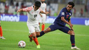 'Thái Lan không còn là vua của bóng đá Đông Nam Á'
