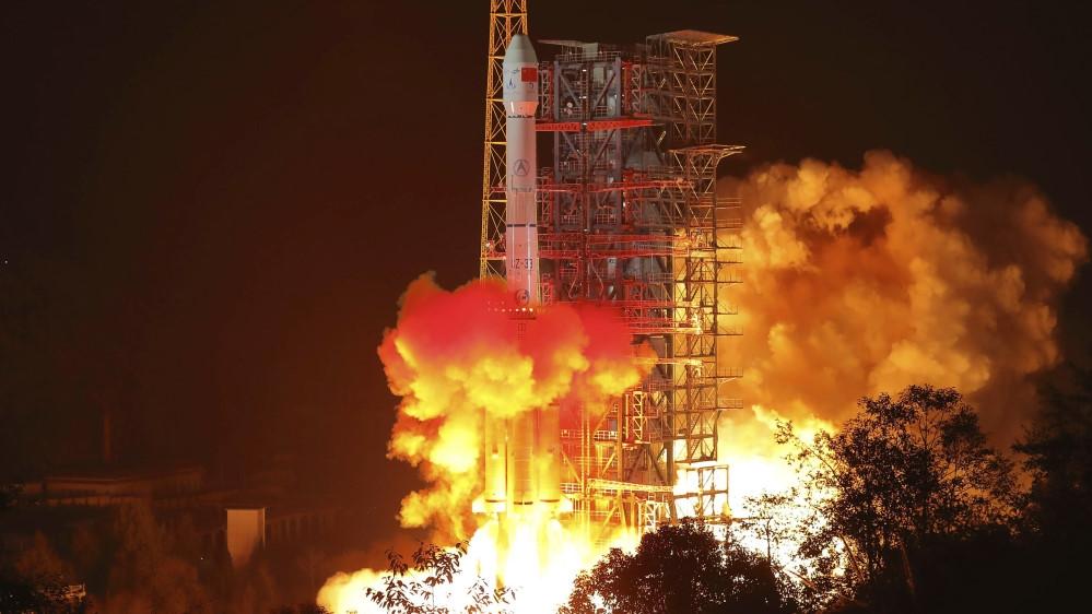 Trung Quốc và tham vọng chinh phục không gian