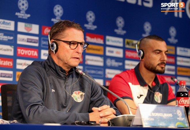 HLV tuyển Jordan: 'Đá với Việt Nam còn khó hơn đá với đội từng dự World Cup'