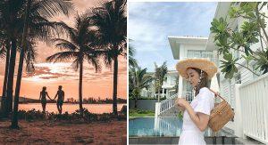Blogger nổi tiếng quốc tế chia sẻ trải nghiệm du lịch tại Mũi Ông Đội, Phú Quốc