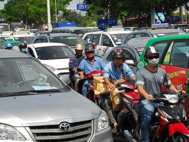 Năm 2025, TP.HCM có thể cấm hẳn xe máy vào trung tâm