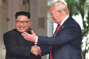 Tổng thống Trump bình luận thiện chí về Việt Nam và nhắn nhủ Triều Tiên