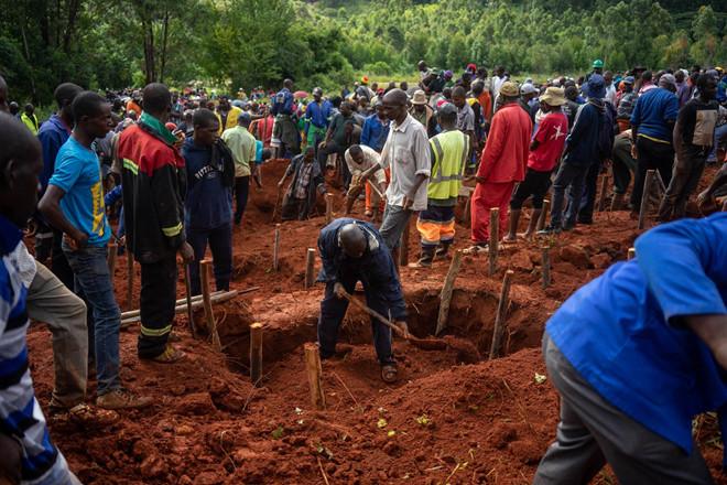 1.000 người Mozambique có thể đã chết vì siêu bão