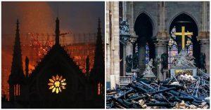 Chuyên gia nói 3 yếu tố khiến xây lại nhà thờ Đức Bà Paris mất 40 năm