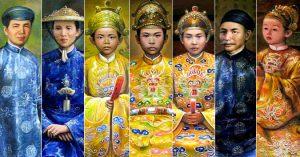 Tướng mạo kỳ lạ của các hoàng đế trong lịch sử Việt Nam