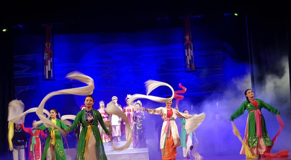 'Phù Vân' – Một vở diễn hay của Đoàn Dân ca kịch Khánh Hòa