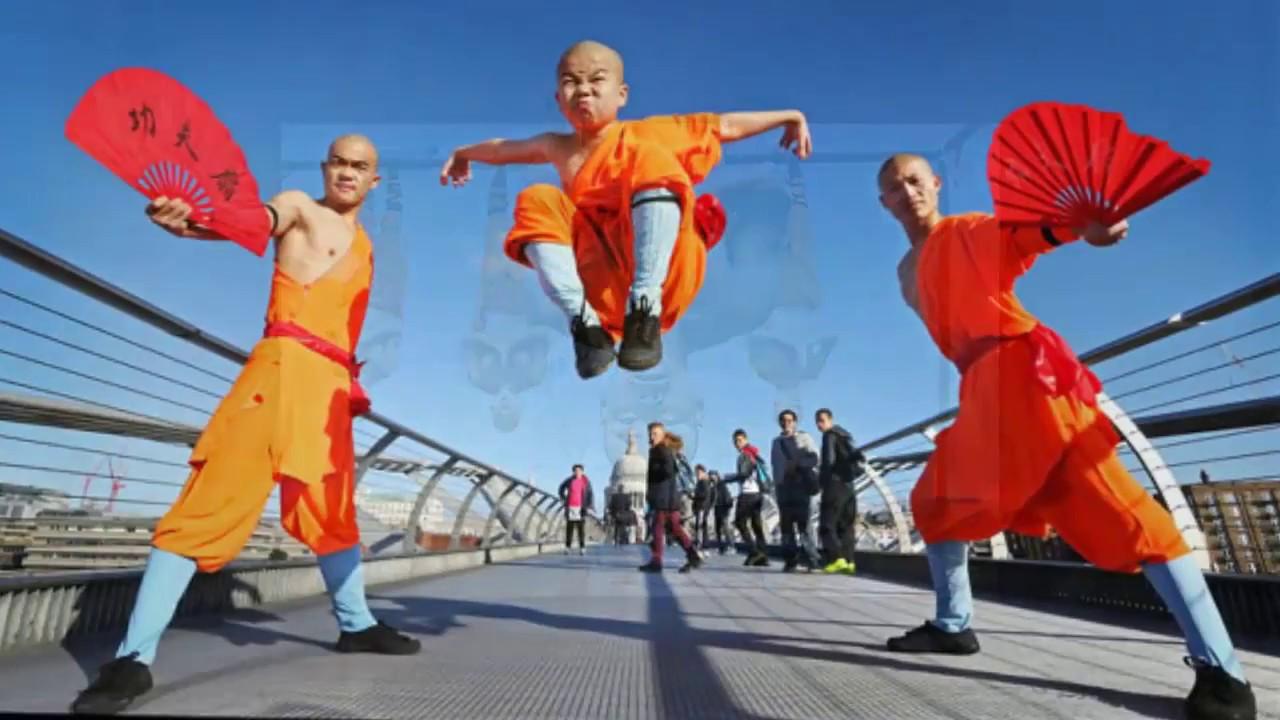 Bí mật của những thầy tu Tây Tạng sử dụng kinh công bay như quả bóng
