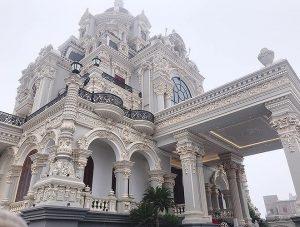 Lóa mắt trước những lâu đài hàng nghìn tỷ đồng của đại gia Việt