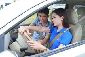 Những điều đáng buồn khi dạy lái xe