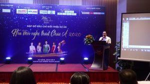 Ra mắt giới thiệu dự án 'Hoa khôi Nghệ thuật Châu Á 2020' tại Đà Nẵng