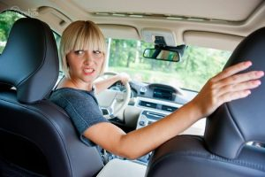 Các cách lùi xe đúng chuẩn, không sợ tai nạn