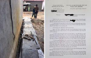 Thị trấn Quang Minh (Mê Linh, Hà Nội): Thiếu chuyên môn, nghiệp vụ hay buông lỏng trách nhiệm quản lý, không đảm bảo lợi ích cộng đồng?