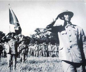 Tướng Vương Thừa Vũ – huyền thoại 'tinh thông thập bát ban võ nghệ'