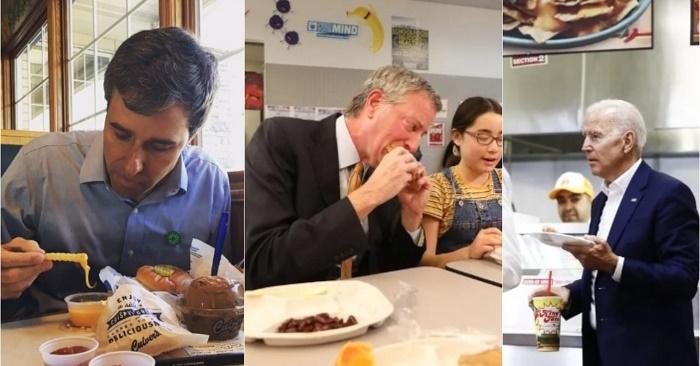 Thói quen ăn uống giản dị của các nghị sĩ Mỹ