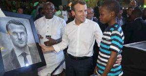 Thành công đáng nể của cậu bé nghèo được Tổng thống Pháp khen ngợi