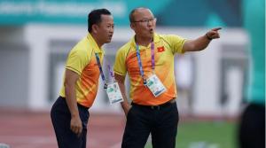 HLV Park Hang-seo mất trợ lý đắc lực ở VCK U23 châu Á 2020
