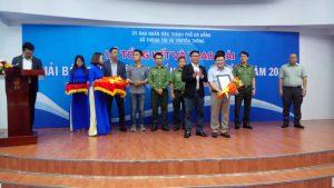 Tổng kết và trao thưởng Giải báo chí tuyên truyền TP Đà Nẵng năm 2019