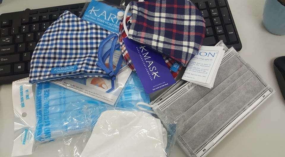 Phòng virus nCoV: Dùng khẩu trang vải thay khẩu trang y tế được không?