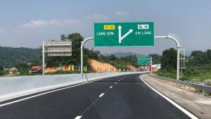 Mức phí cao tốc Bắc Giang- Lạng Sơn cao nhất 8.100 đồng/km