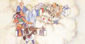 Tây Du Ký: Giải mã bí mật thân thế thầy trò Đường Tăng