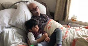 Bức ảnh cuối cùng của một bác sĩ khiến nhiều người rơi lệ