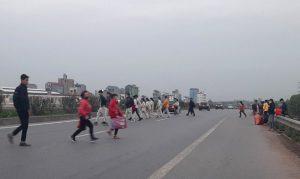 Xóa 'điểm đen' trên cao tốc Hà Nội – Bắc Giang