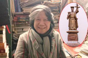 Giáo sư sử học Lê Văn Lan nói gì về việc dựng tượng vua Lý Thái Tông làm biểu tượng công lý?