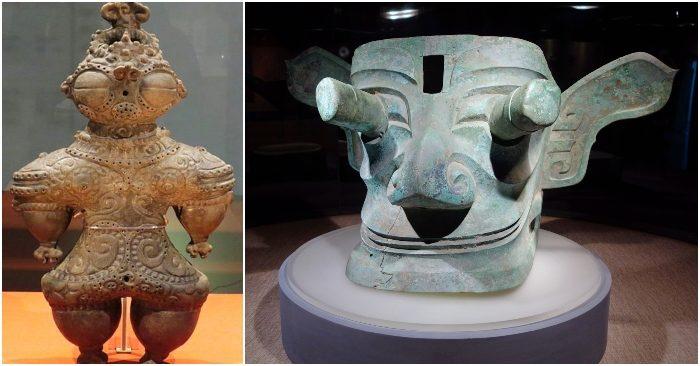 6 bằng chứng cho thấy người ngoài hành tinh đã đến trái đất từ thời cổ đại