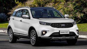 Xe SUV 'gán mác' Ford do Trung Quốc sản xuất bắt đầu bán ra thị trường