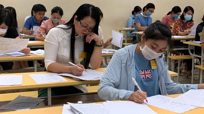 Chấm thi tốt nghiệp THPT: Xuất hiện những tình huống 'đặc biệt'