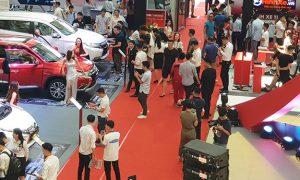 Triển lãm Vietnam AutoExpo tổ chức vào 5/2021
