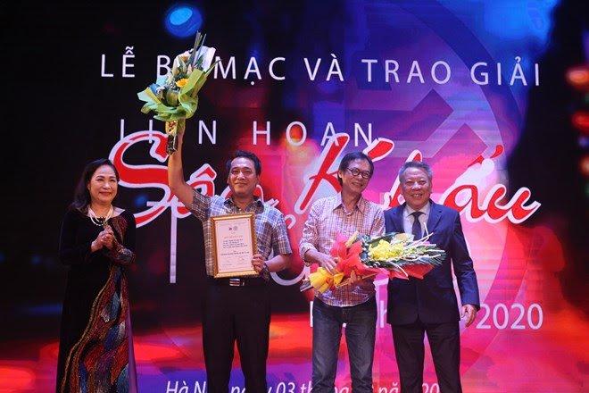 Kịch Xuân Trình và kịch Lưu Quang Vũ đạt giải vàng Liên hoan Sân khấu Thủ đô