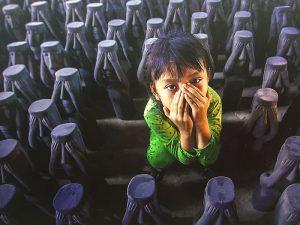 Những tác phẩm đầy khát vọng từ Triển lãm ảnh 'UN75 – Tương lai tôi muốn'