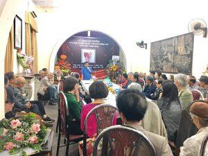 Trao tặng Giải thưởng Văn học Nghệ thuật Nguyễn Đình Thi
