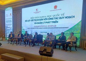 Hội thảo quốc tế: Đà Lạt – Đô thị di sản với công tác quy hoạch và quản lý phát triển