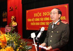 Công an tỉnh Thái Nguyên triển khai công tác năm 2021