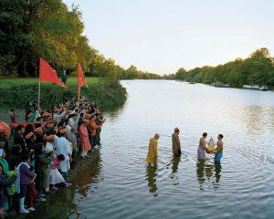 Những lễ hội độc đáo ven sông Thames nước Anh