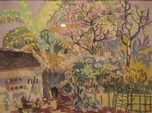 Bảo tàng Mỹ thuật Đà Nẵng trưng bày bộ sưu tập tranh Houei – Phồn vinh