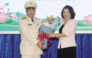 Đại tá Bùi Duy Hưng làm Giám đốc Công an tỉnh Bắc Ninh
