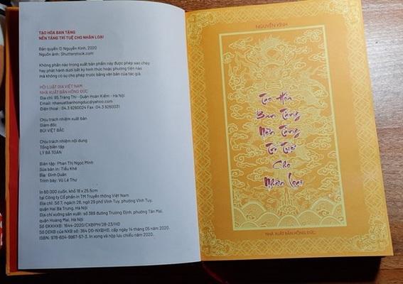 Truyền bá mê tín dị đoan từ kẽ hở xuất bản