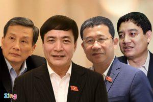 Quốc hội có Tổng Thư ký và 3 chủ nhiệm ủy ban mới