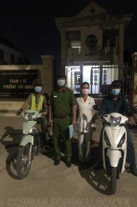 (TP.Biên Hòa) Đồng Nai : Ra quân xử phạt các trường hợp không đeo khẩu trang nơi công cộng