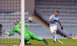 Man City lần đầu vào chơi chung kết Champions League