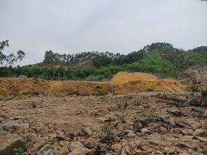 Thừa Thiên Huế:  Xẻ đồi, múc đất trái phép ở khu vực Hố Chàng