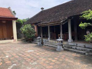 Vẻ đẹp bình dị và độc đáo của làng cổ Đông Sơn
