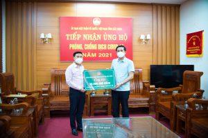 NHCSXH tỉnh Đắk Nông: Hỗ trợ kịp thời Bắc Ninh, Bắc Giang chống dịch Covid – 19
