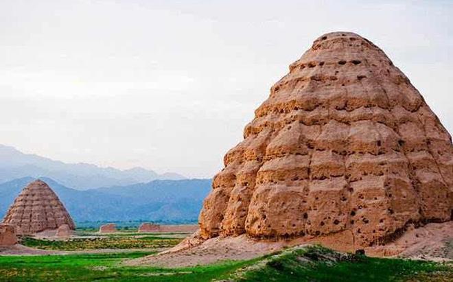 Kim tự tháp được phát hiện ở Trung Quốc gây kinh ngạc cả thế giới: Được dùng để làm gì?