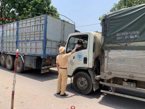 Tân Yên (Bắc Giang): Tổ kiểm tra liên ngành tham gia phòng, chống dịch Covid – 19hoạt động hiệu quả